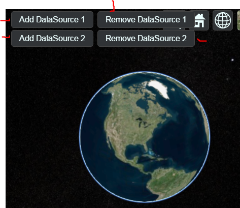 Cesiumjs-phpmind-remove-datasource