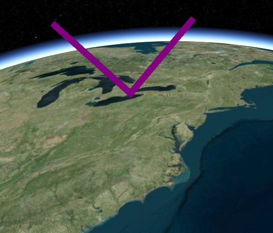 Cesiumjs – How to draw 3D polyline