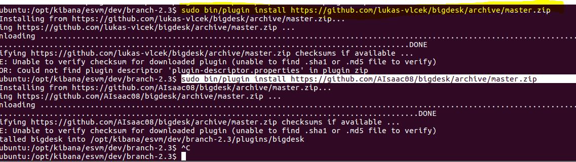 phpmind-elasticsearch-bigdesk-plugin