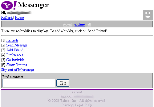 Yahoo Messanger In Kindle How To Use Yahoo Messanger In
